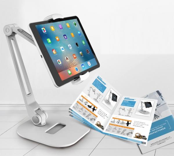 Universalhalterung für Handys und Tablets mit Standfuß groß